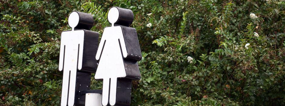 Ärger um fehlende Toiletten in den Albrecht-Dürer-Anlagen