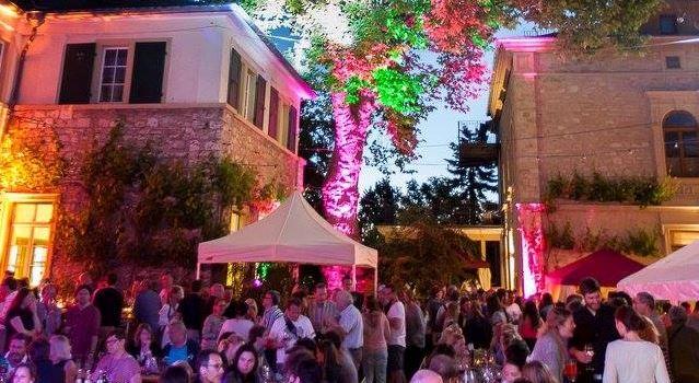 Weinhöfefest und Jahrgangsdegustation beim VDP-Weingut J.Neus in Ingelheim