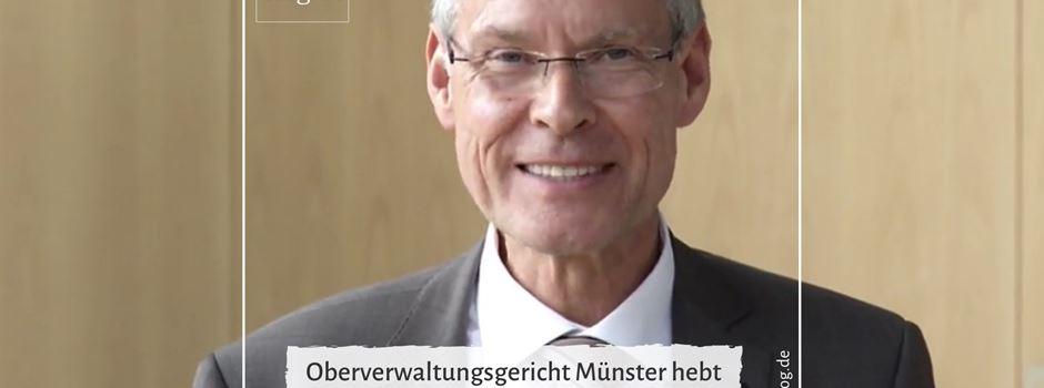 Oberverwaltungsgericht Münster hebt Lockdown für den Kreis Gütersloh auf