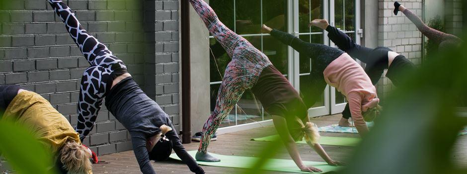 Yoga vor der Arbeit? Ab jetzt jeden Mittwoch um 8 Uhr