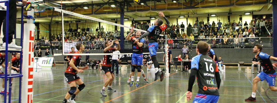 3:0 Niederlage vor 400 Zuschauern in Mondorf