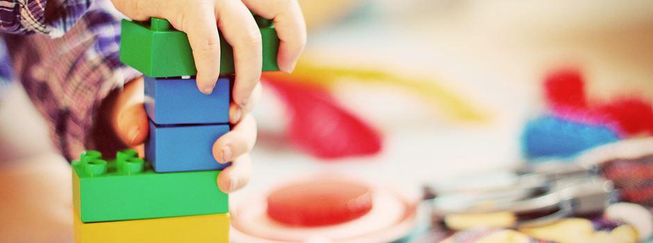 Anmelden für Kindergartenjahr