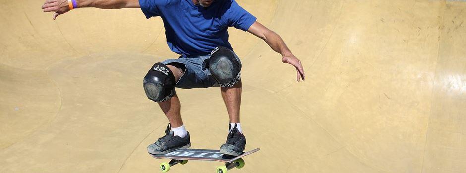 Mainz kein Paradies für Skateboarder