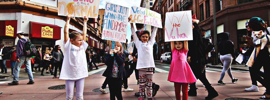 Weltfrauentag 2019: Warum ich heute auf die Straße gehe
