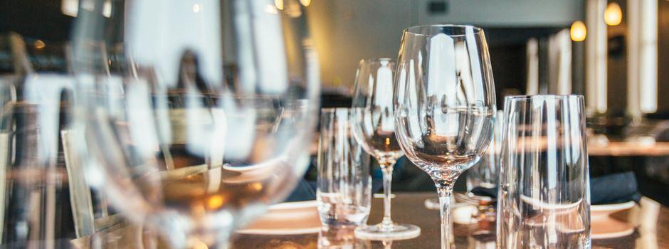 Weinprobe zu Hause: Die Vorbereitung