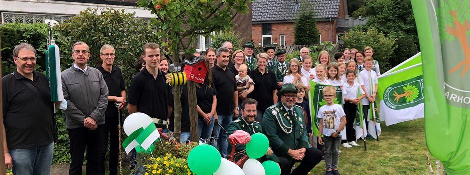 Hausinternes Schützenfest in der Caritas Tagespflege Clarholz