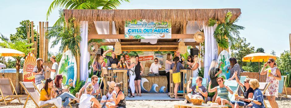 Sommer Lounge eröffnet neu in Friedberg