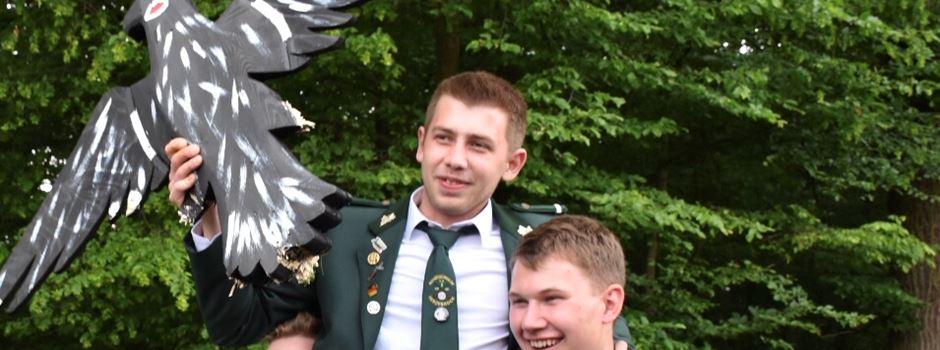 Kevin Stroot ist neuer Jungschützen-König