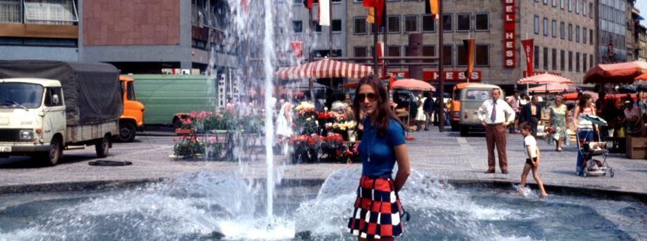 So sah Mainz in den 70ern aus