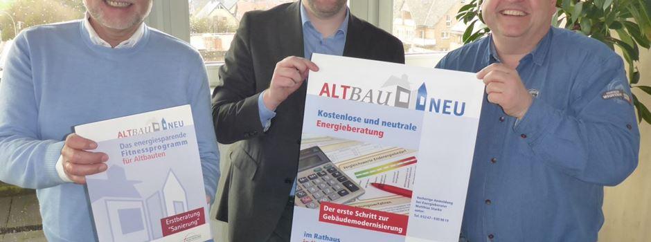 Kostenlose Energieberatung im Rathaus Herzebrock-Clarholz
