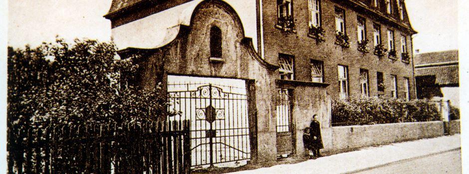 Früher und Heute: Haus Hildegard