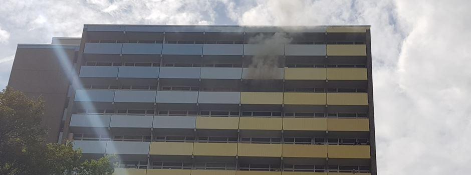 Tödliches Feuer: Brandursache geklärt