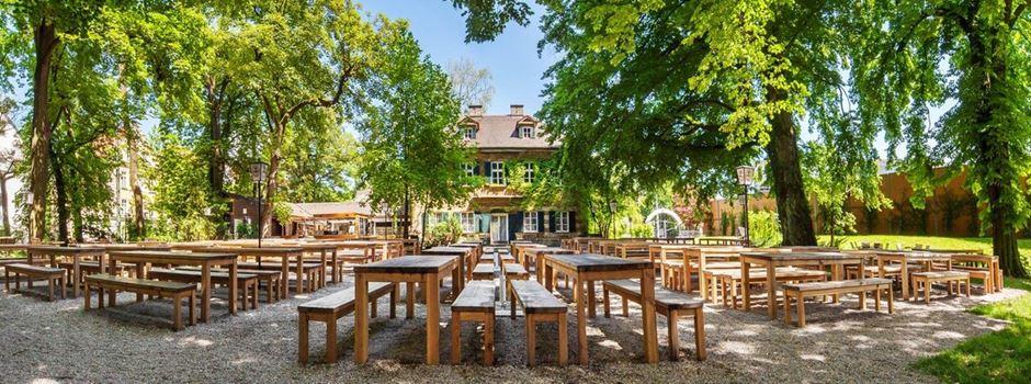 Biergärten für Groß und Klein? Diese Augsburger Lokale machen's möglich