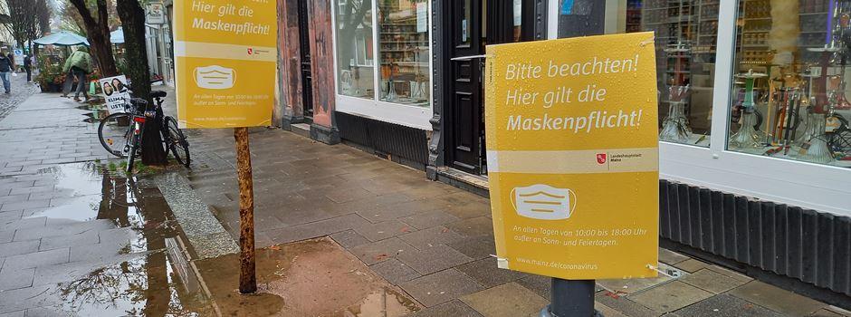Stadt Mainz hebt Maskenpflicht in Innenstadt auf