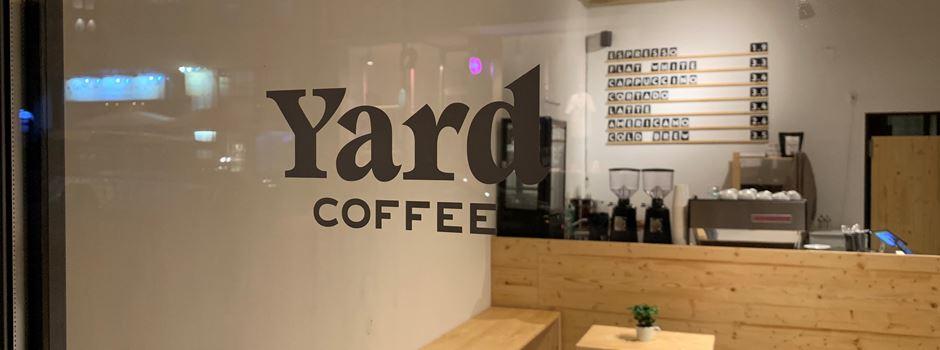 Yard Coffee – das neue Café in Augsburg