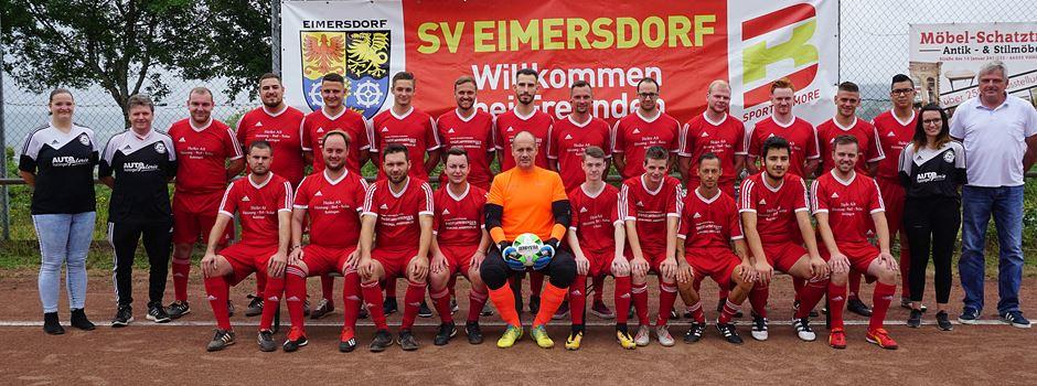 Vier Zugänge beim SV Eimersdorf