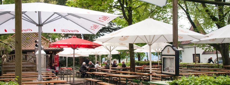 Das sind Wiesbadens schönste Biergärten