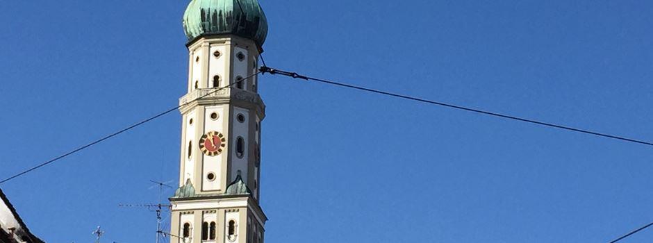 Diese Uhren kennt jeder aufmerksame Augsburger