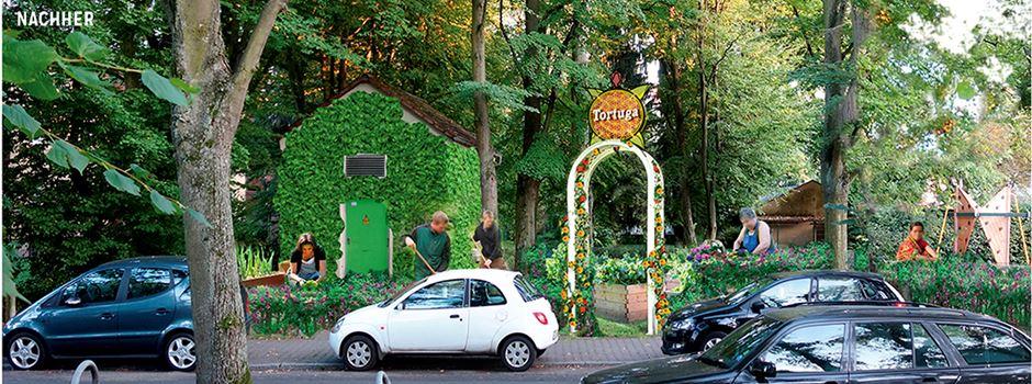 Urban Gardening: Bund fördert 3 Frankfurter Klimaschutzprojekte