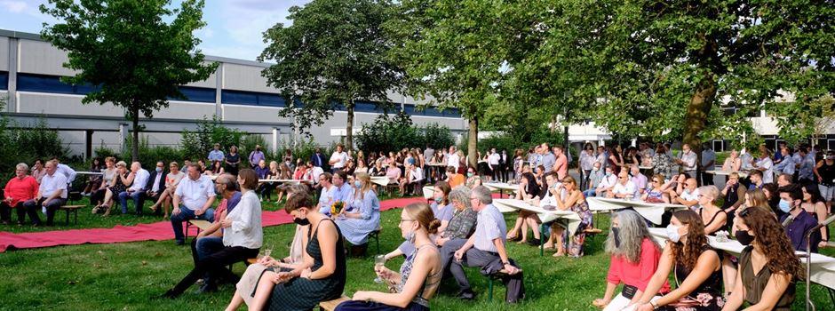 Einstein-Gymnasium: Nachgeholte Abiturentlassfeier zum Jahrgang 2019-2020