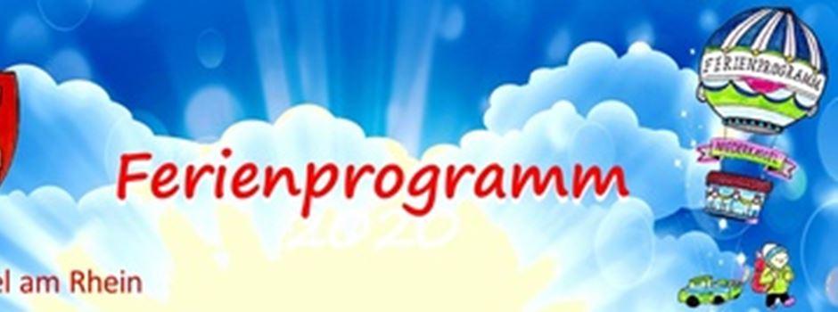 Spiel, Spaß und Abenteuer - Herbstferienprogramm der Stadt Niederkassel für Kinder und Jugendliche