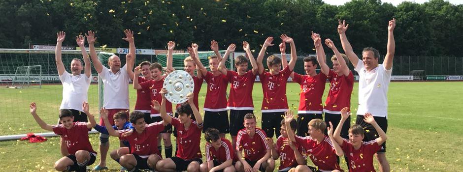 C-Junioren des HSV stärkstes Team der Kreisliga A
