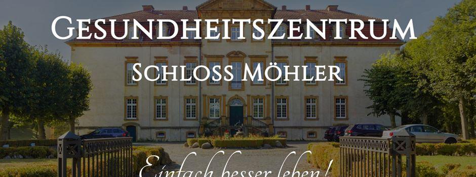 Werbung: Tag der offenen Tür im Gesundheitszentrum Schloss Möhler
