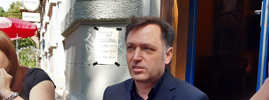 Er will Mainzer Oberbürgermeister werden