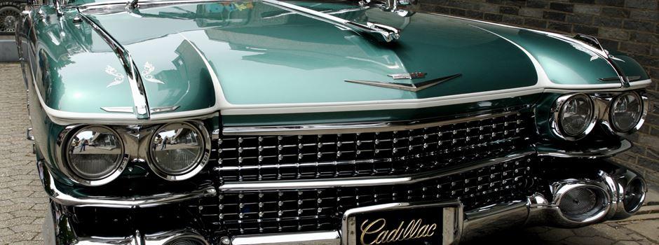 Das 14. Classic Cars and Caravans