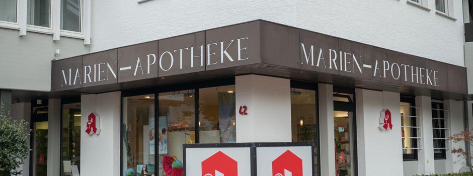 Anzeige: Marien Apotheke liefert Medikamente nach Hause
