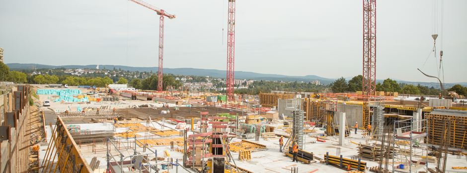 Auf dem alten HSK-Gelände sollen neue Wohnungen entstehen