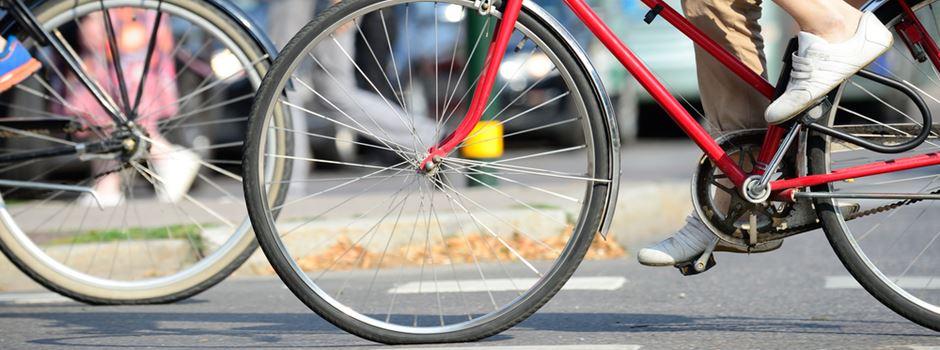 Hochheimer Straße in Kostheim soll fahrradfreundlicher werden