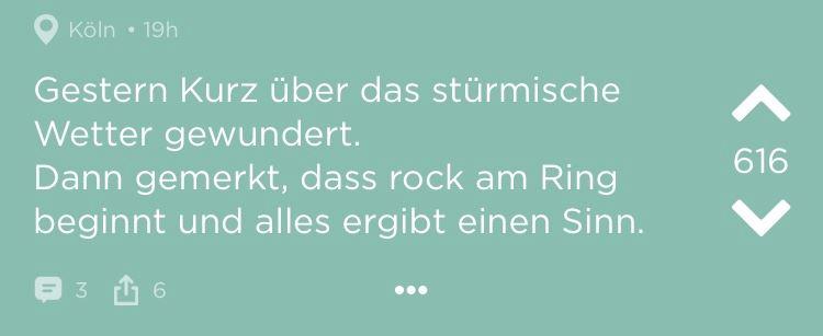 Darüber lacht die Jodel Welt im Rheinland (#5)