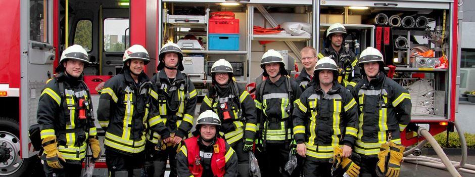 Einsatzübung der Feuerwehr bringt Erkenntnisse