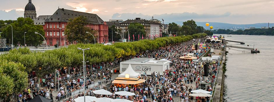 Nächstes Fest abgesagt: Mainzer Sommerlichter fallen aus
