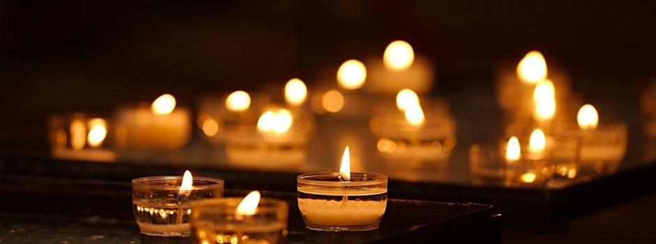 Wiesbadener gedenken der Opfer von Hanau