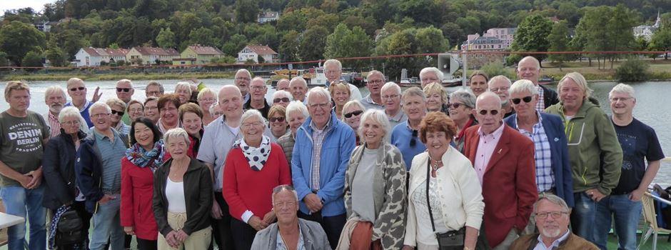 26 Besucher aus der niederländischen Partnerstadt zu Gast