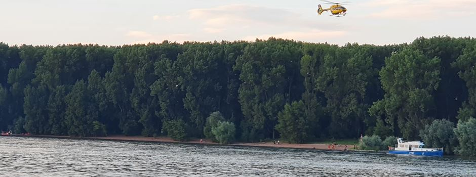 Mutter versucht, Sohn (5) aus dem Rhein zu retten - beide ertrinken
