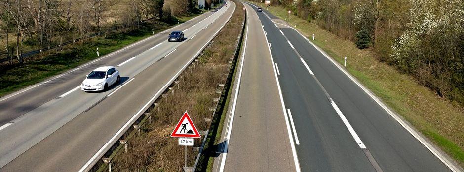 Welche Bauarbeiten wird es auf der A643 geben?