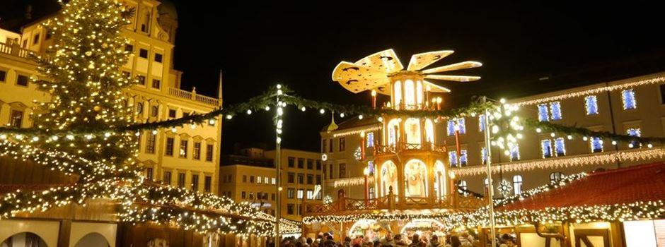 5 wunderschöne Weihnachtsmärkte in Augsburg