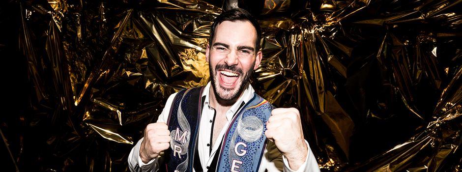 Mr. Gay Germany: Das kommt jetzt auf Enrique zu