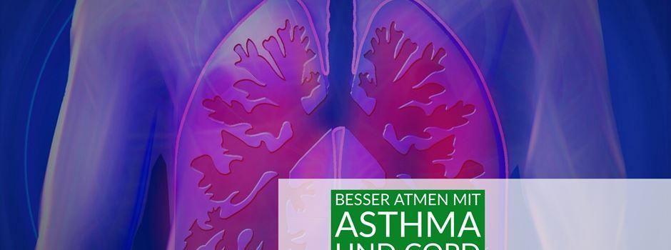 Besser atmen mit Asthma und COPD