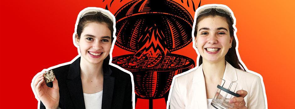 Preis für zwei Mainzerinnen bei Jugend forscht