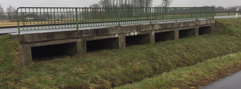 Flutbrücke an Möhler Straße wird erneuert