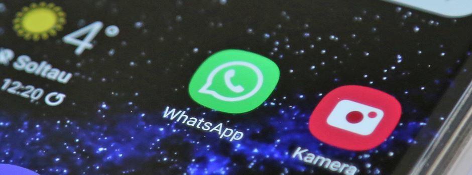"""""""WhatsApp"""": Polizei warnt vor Übernahme von Accounts"""