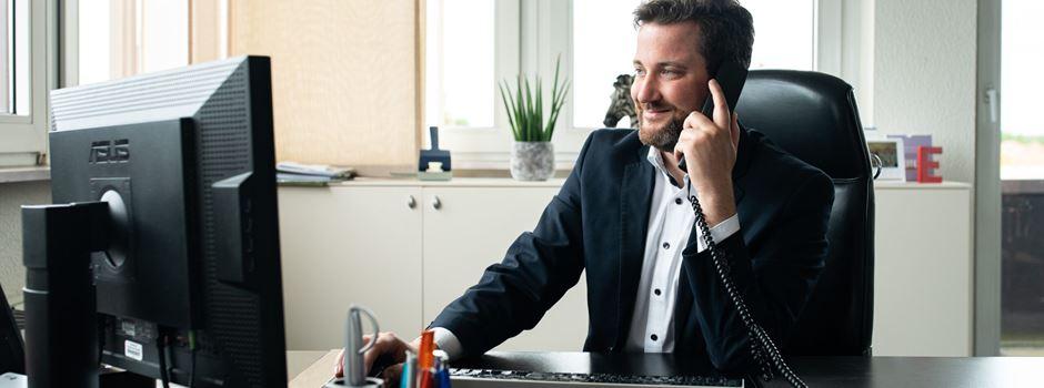Telefonische Bürgermeistersprechstunde am 2. September