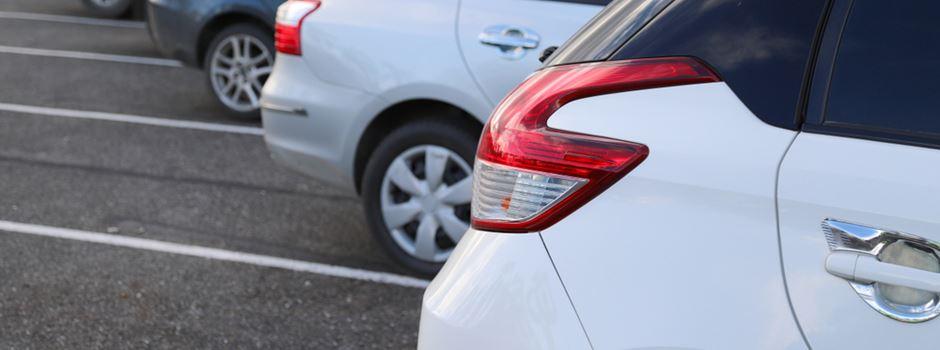 12 Jahre Warten auf einen Parkplatz in Wiesbaden