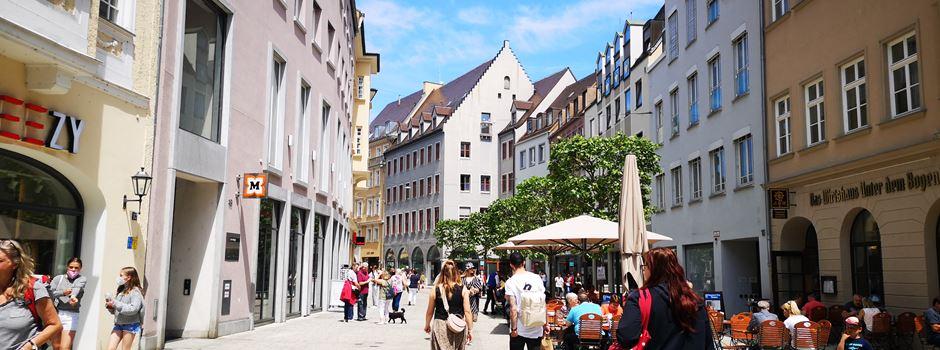 Starke Lockerungen ab Montag in Augsburg und ganz Bayern