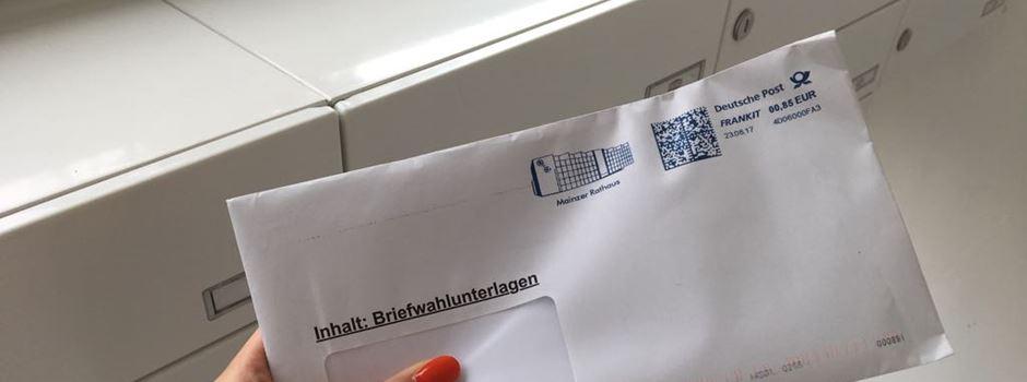 Stimmzettel werden neu gedruckt