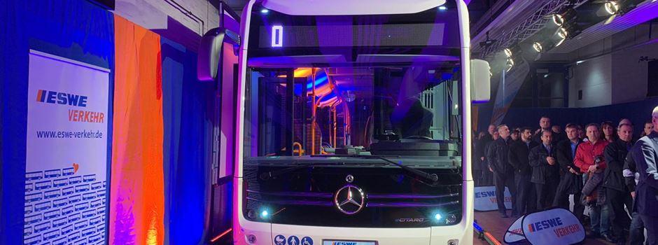 Wann kommen die E-Busse auf die Wiesbadener Straßen?